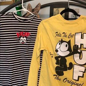 HUF Felix The Cat bundle